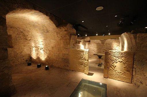 La Cripta San Vicente