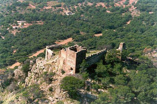 El Castillo de Serra