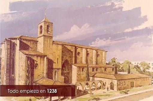 Conjunto histórico San Juan del Hospital