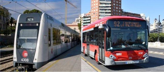 Valencia Transporte Publico