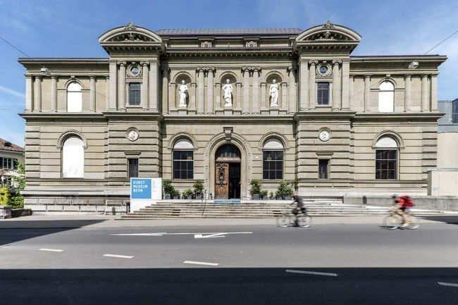 Kunstmuseum Museo de Bellas Artes Berna