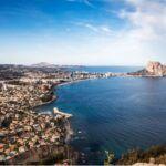 Ciudad de Calpe Alicante 1