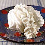 El merengue, meringue