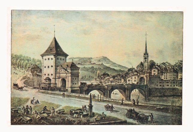 Historia de Berna