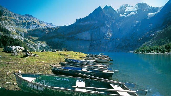 Oeschinensee-Oberland