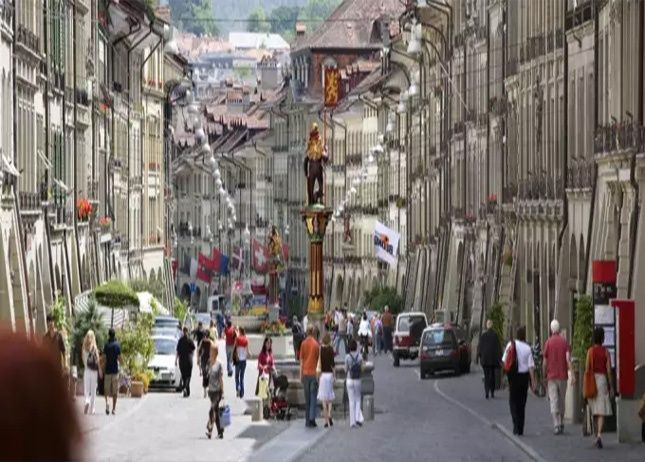 Berna Ciudad