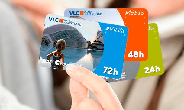 Valencia tourist card