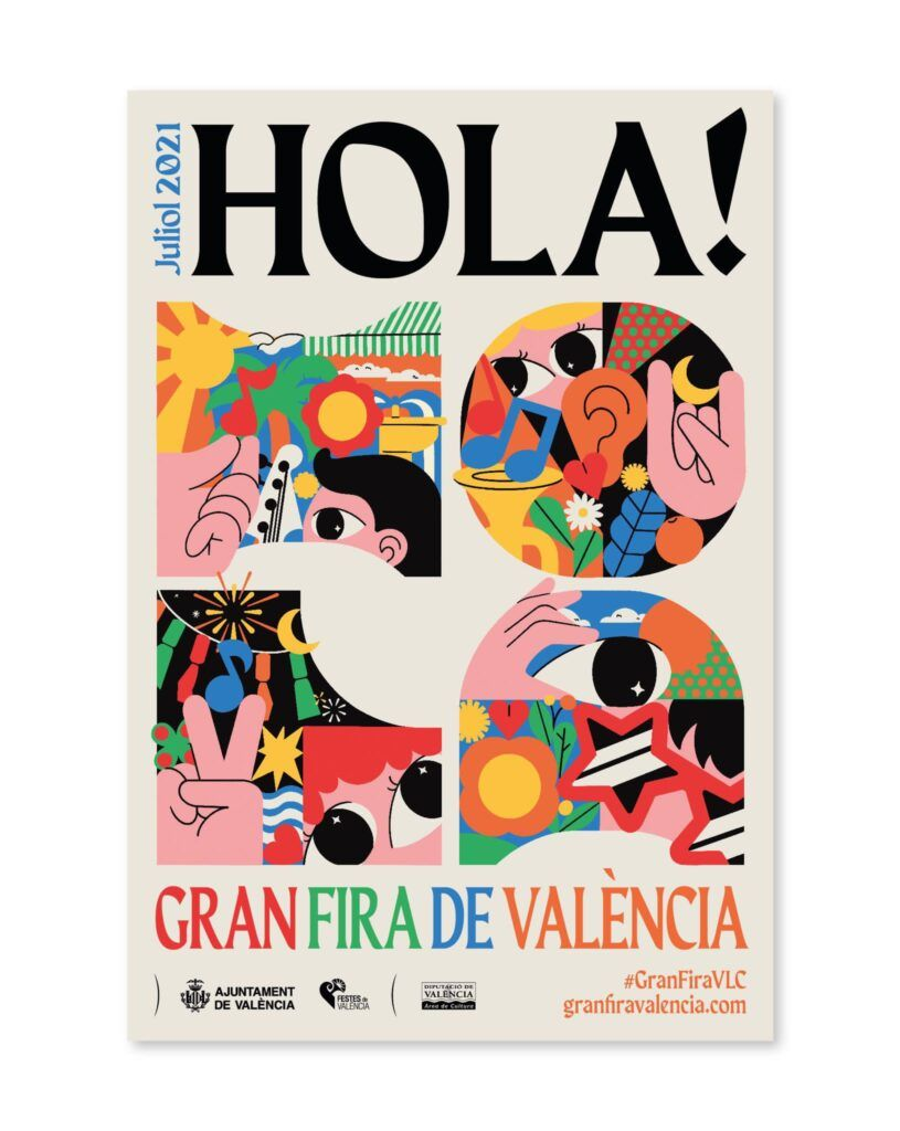 fira juliol valencia 2021